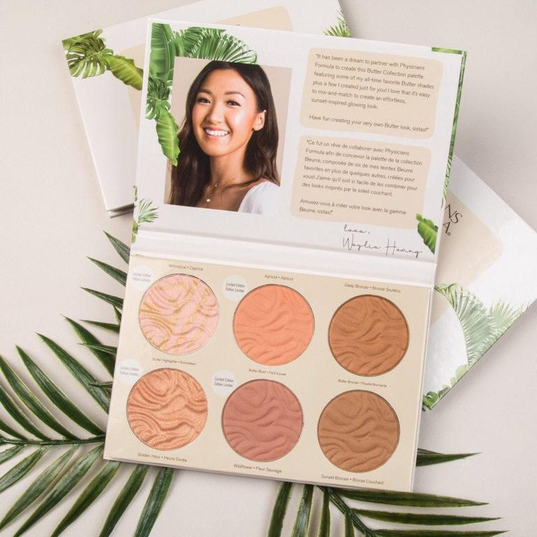 Physicians Formula Butter Collection X Weylie Hoang Cover