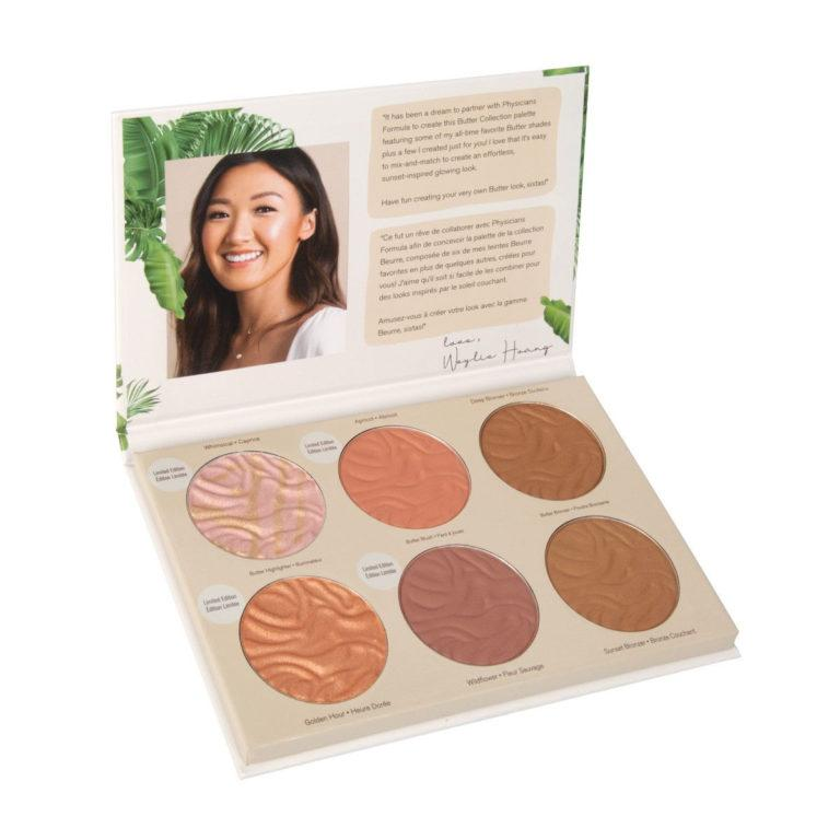 Physicians Formula Butter Collection X Weylie Hoang Side
