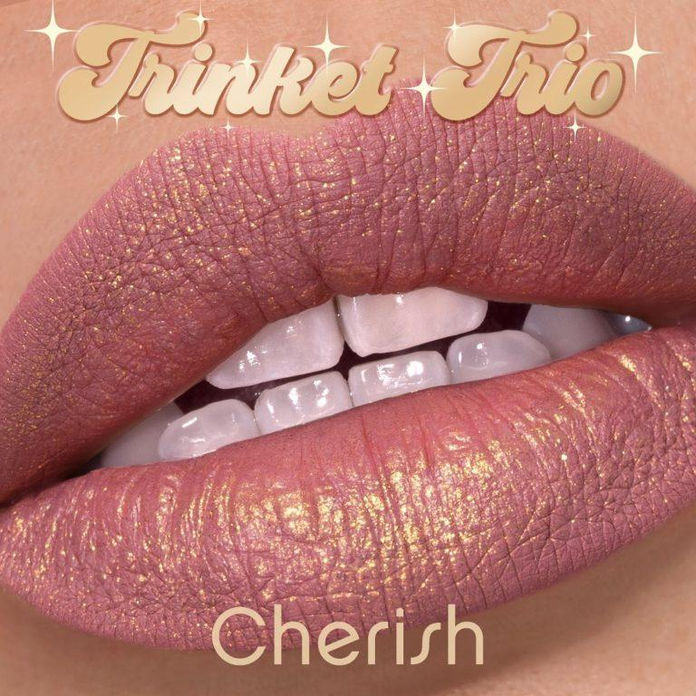 Sugarpill Liquid Lipstick Trinket Trio Cherish