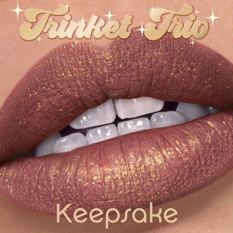 Sugarpill Liquid Lipstick Trinket Trio Kepsake