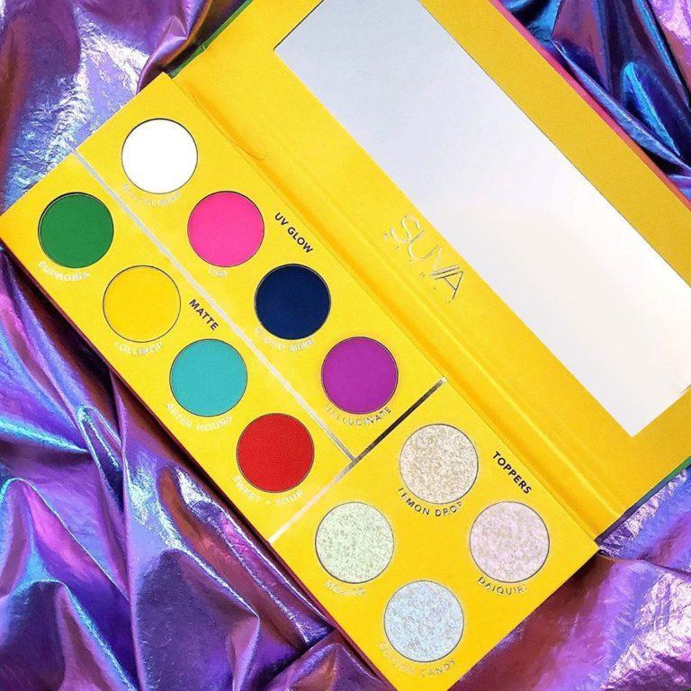 Suva Beauty HYPERCOLOR SFX Palette