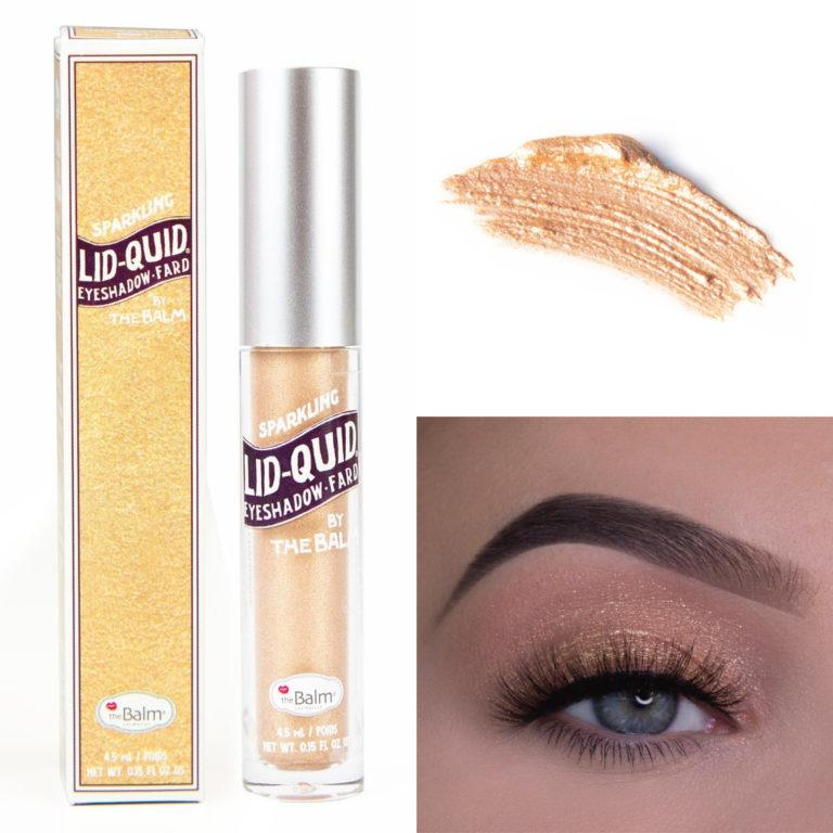 The Balm Lid Quid Champagne
