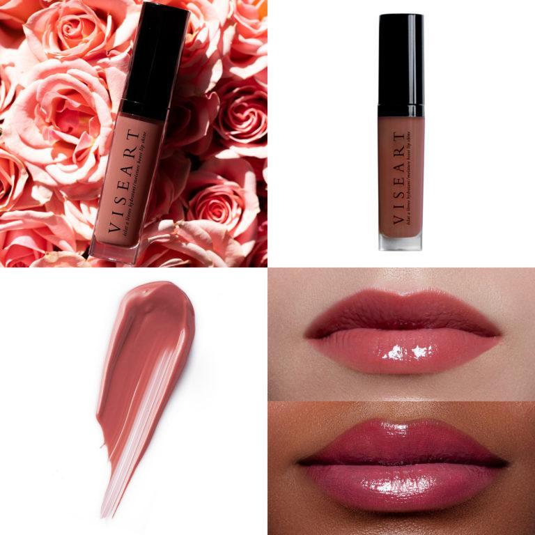 Viseart Moisture Boost Oil Lip Shine Fleur