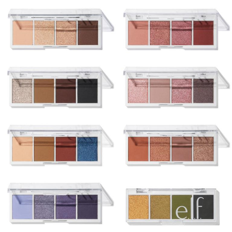 e.l.f. Cosmetics Bite Size Eyeshadows Post Cover