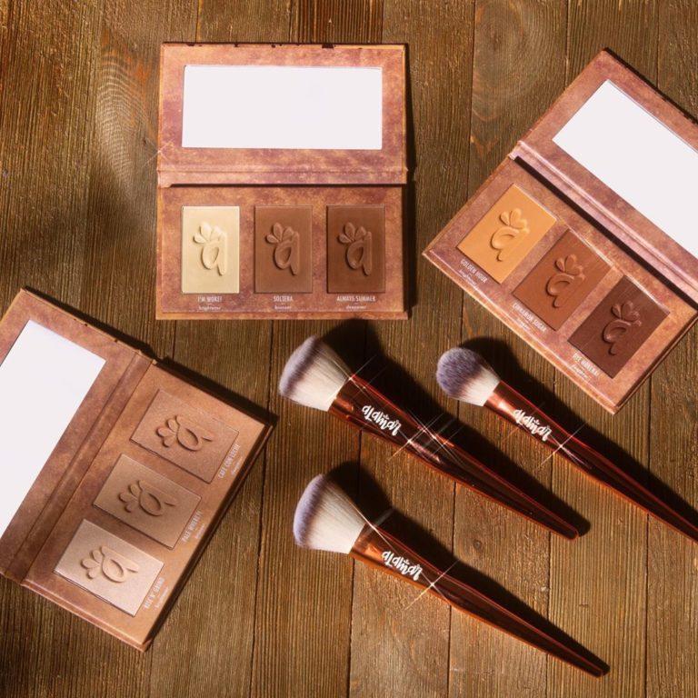 Alamar Cosmetics Brighten & Bronze Complexion Collection
