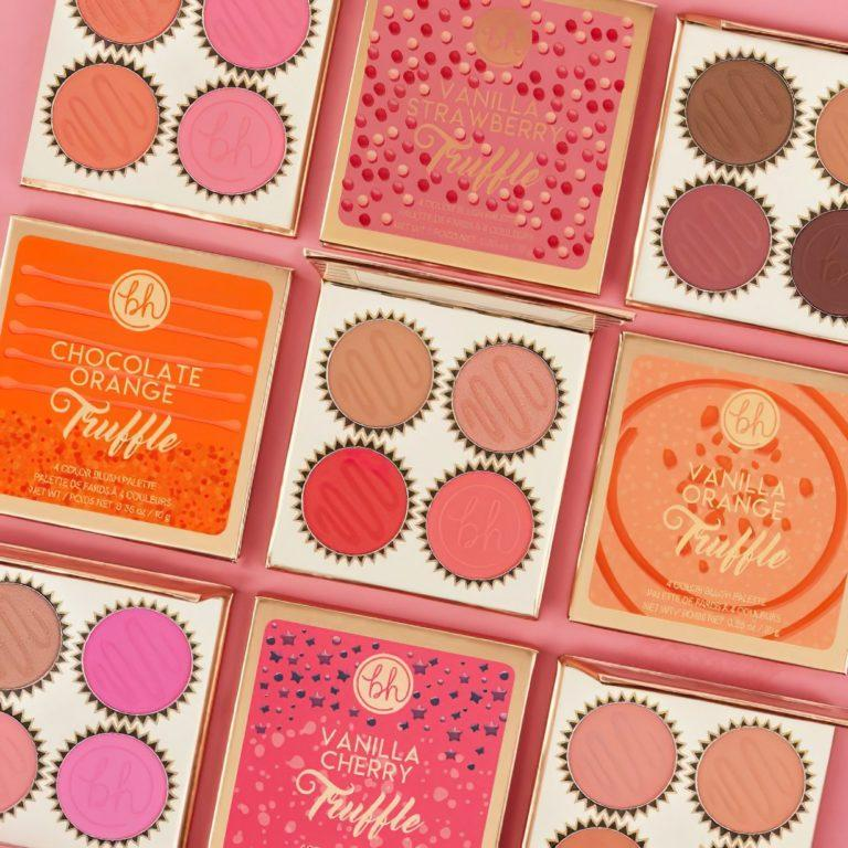 BH Cosmetics Truffle Blush Post Cover