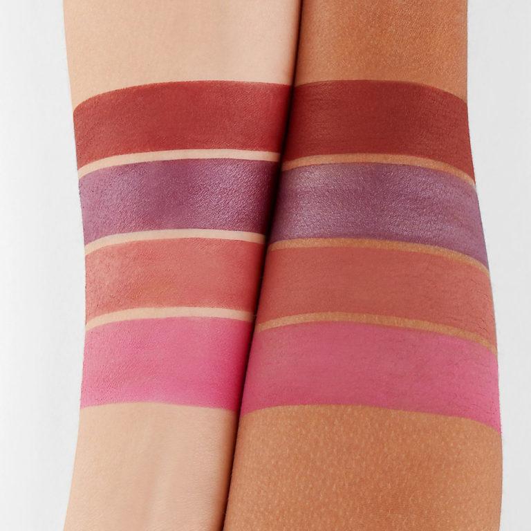 BH Cosmetics Truffle Blush Vanilla Cherry dark berry tones