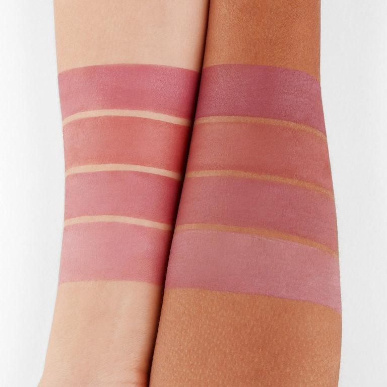 BH Cosmetics Truffle Blush Vanilla Cream nude, mauve tones