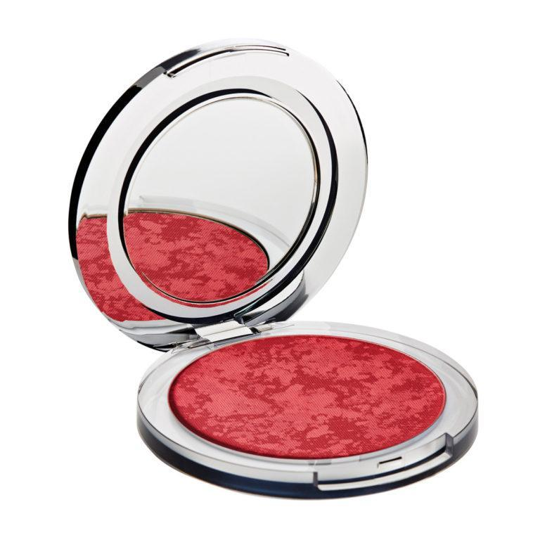 Blushing Act Skin Perfecting Powder in Berry Beautiful (dark)