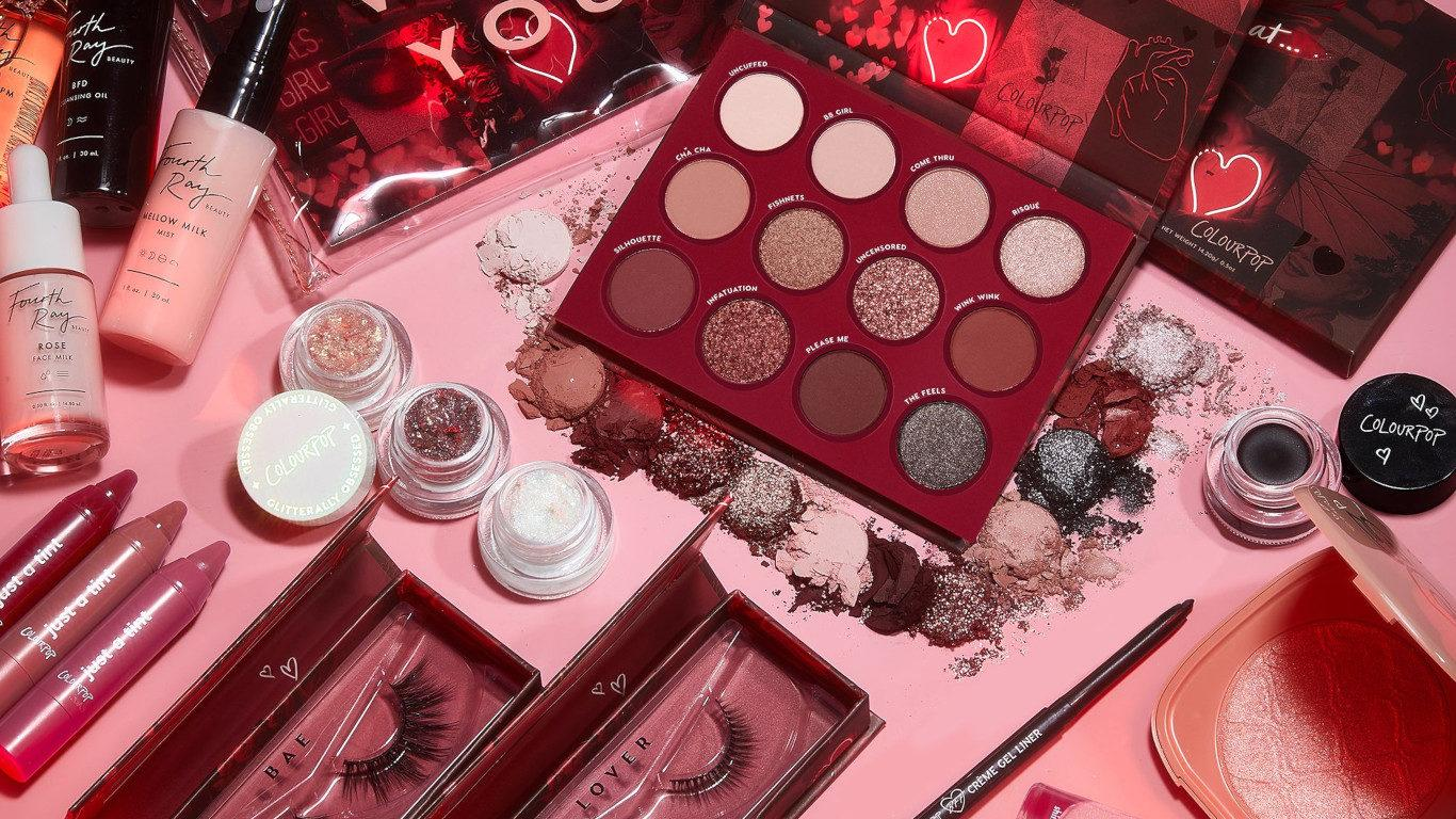 Colourpop Head of Heels Collection BLOG Cover