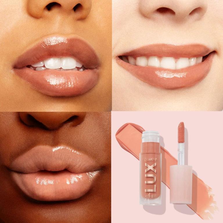 Colourpop Lux Lip Gloss Overnight