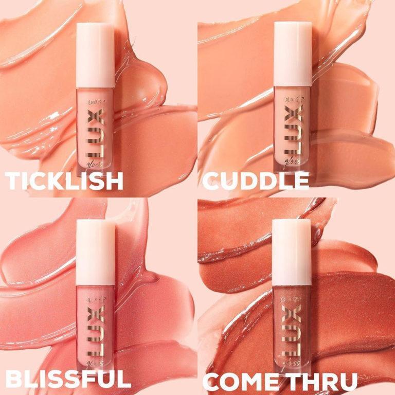 Colourpop Lux Lip Gloss Shades 1