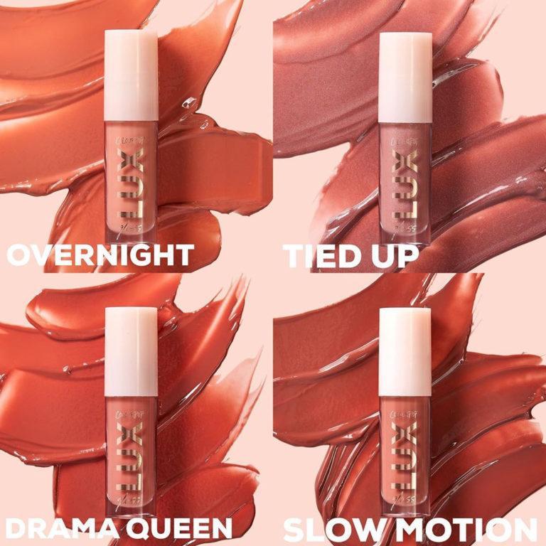 Colourpop Lux Lip Gloss Shades 2
