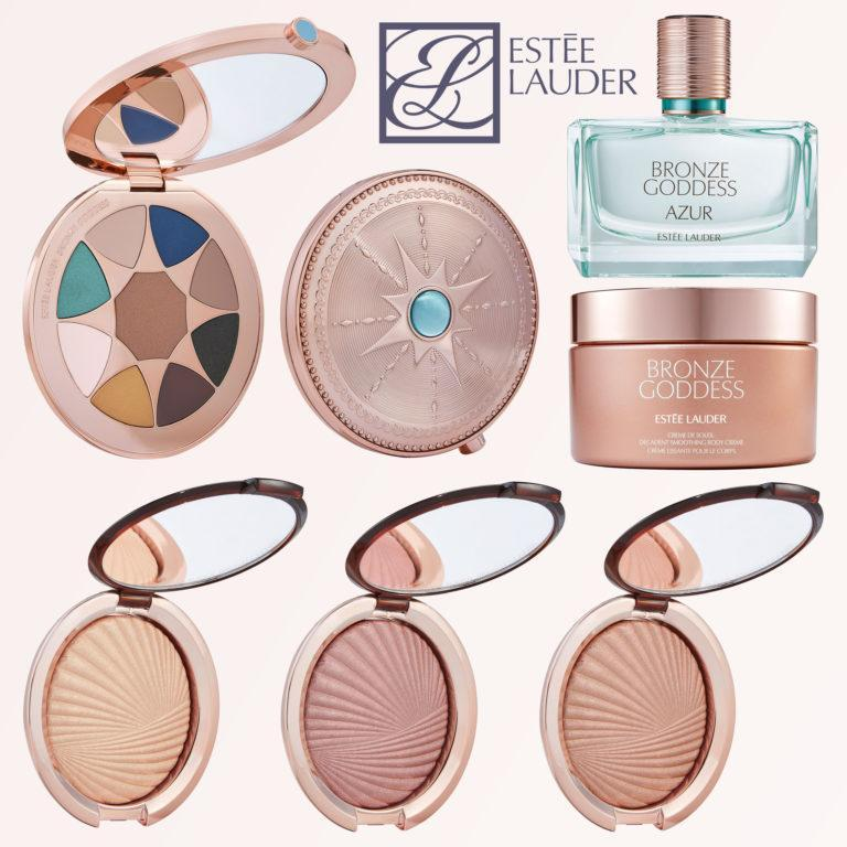 Estée Lauder Bronze Goddess Collection Post Cover