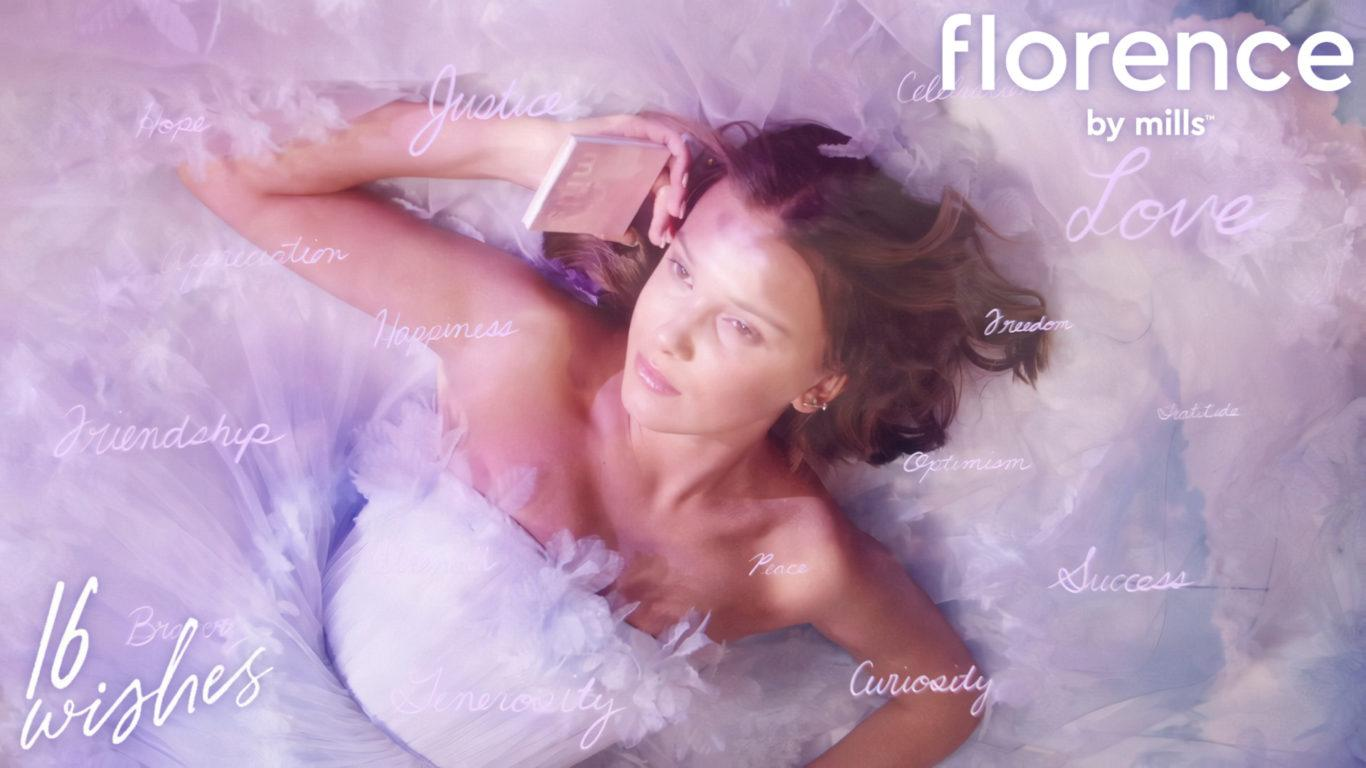 Florence By Mills 16 Wishes Collection Blog Header