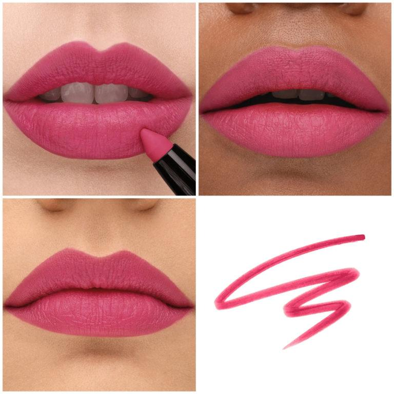 Haus Labs Le Monster Matte Lip Crayon Swatch Greaser