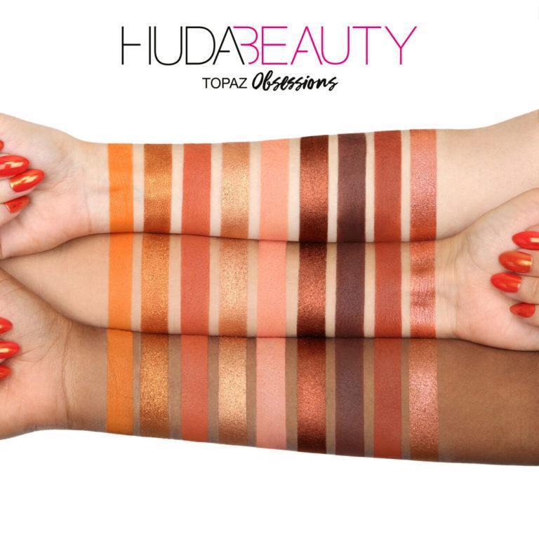 Huda Beauty Valentines sets The Sweetheart Love Kit