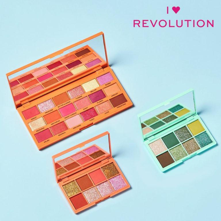I Heart Revolution All Palettes Open