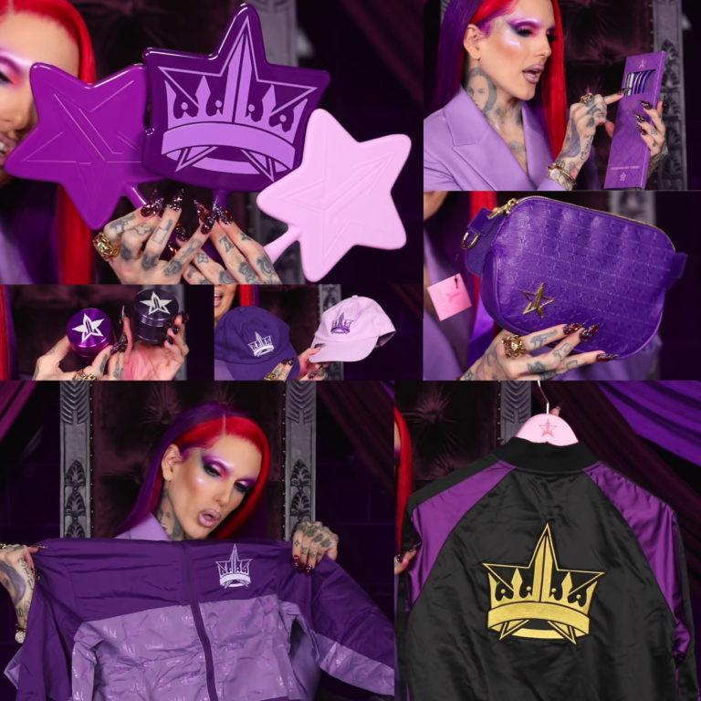 Jeffree Star Cosmetics Blood Lust Collection Accesorios