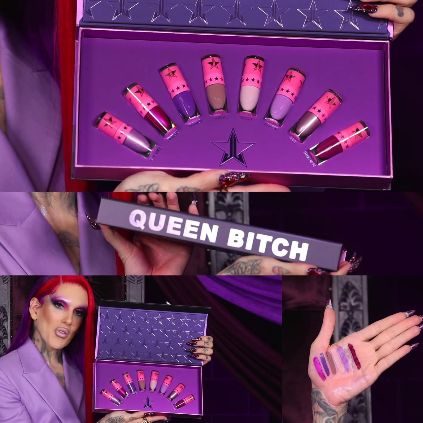 Jeffree Star Cosmetics Blood Lust Collection Lip Set