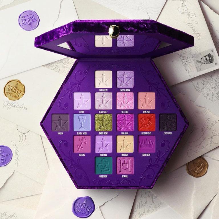 Jeffree Star Cosmetics Blood Lust Collection Paleta De Sombras
