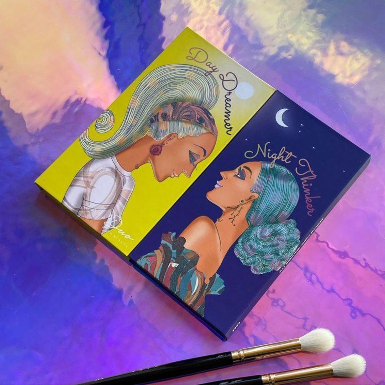 Kara Beauty KaraDUO Day Dreamer, Night Thinker Palette Cover
