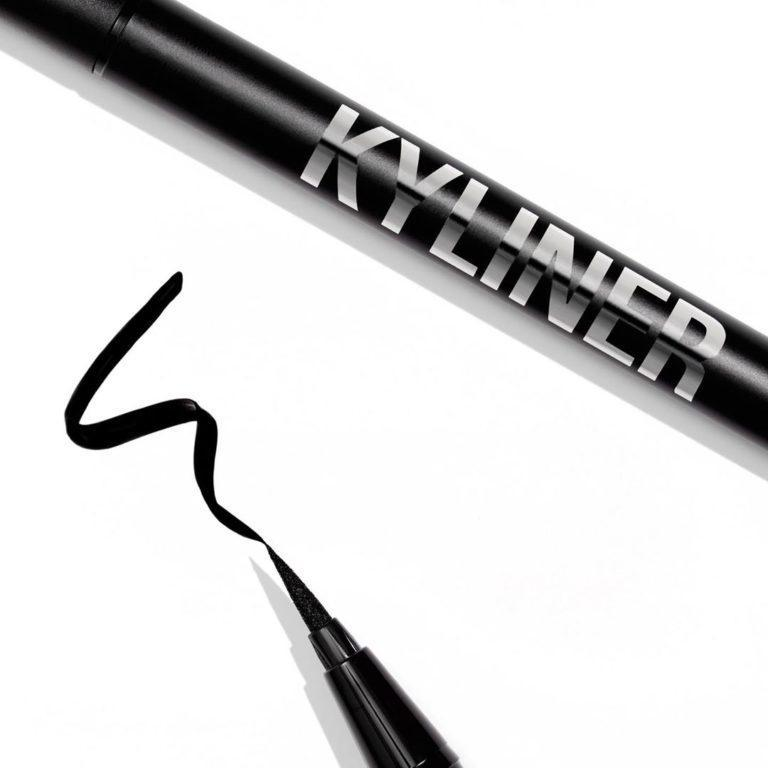 Kylie Cosmetics January 2020 New Drops Kyliner in Black