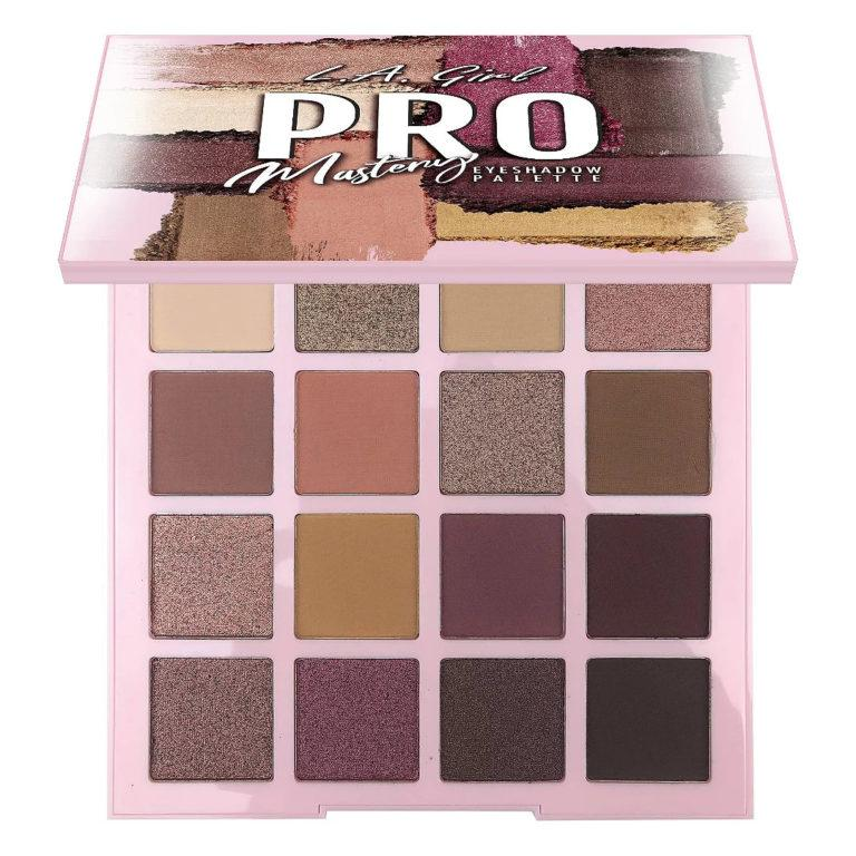 L.A. Girl 16 Color Mastery Eyeshadow Palette