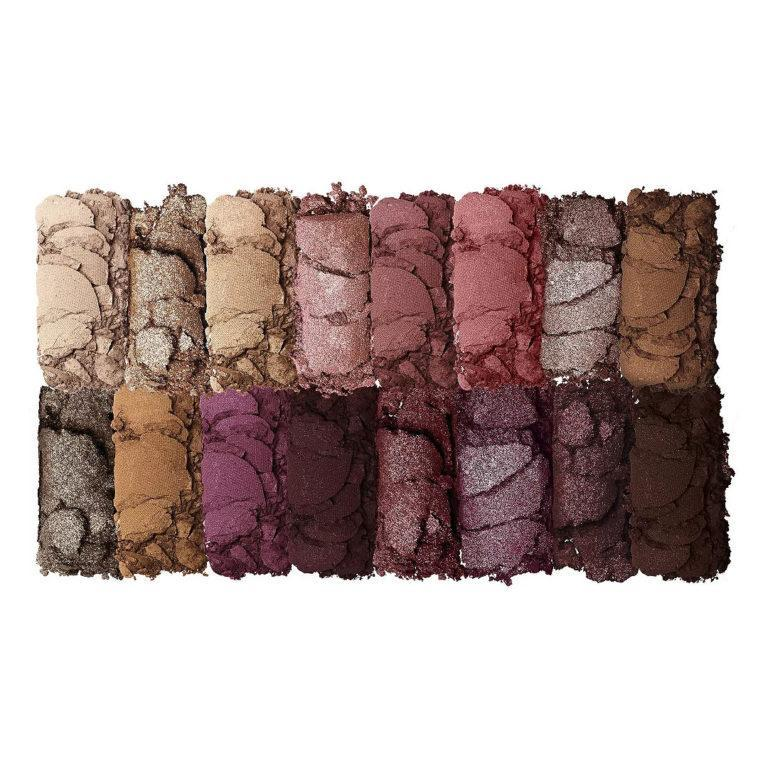 L.A. Girl 16 Color Mastery Eyeshadow Palette Crash Swatches