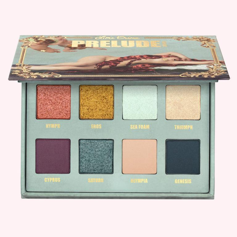 Lime Crime Prellude Collection Chroma Eyeshadow Palette