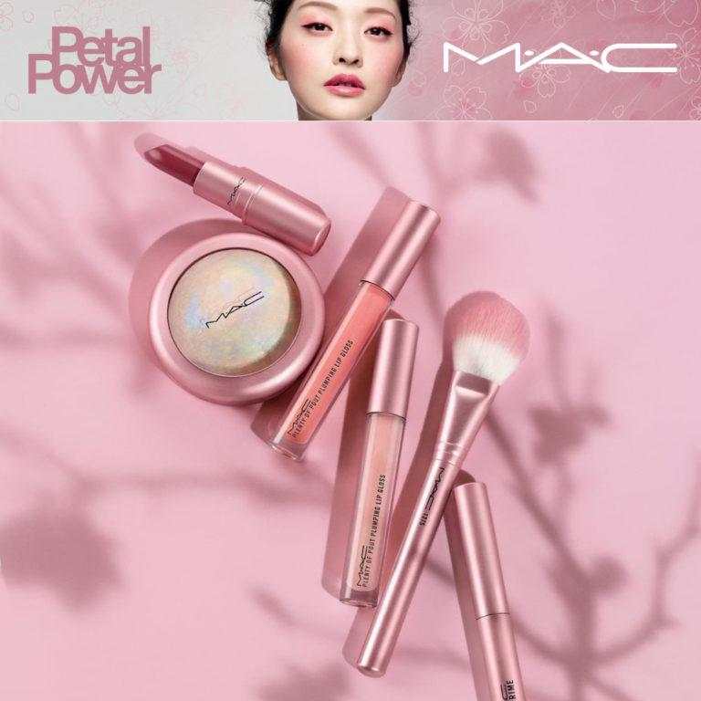 MAC Cosmetics Petal Power Collection Post Cover