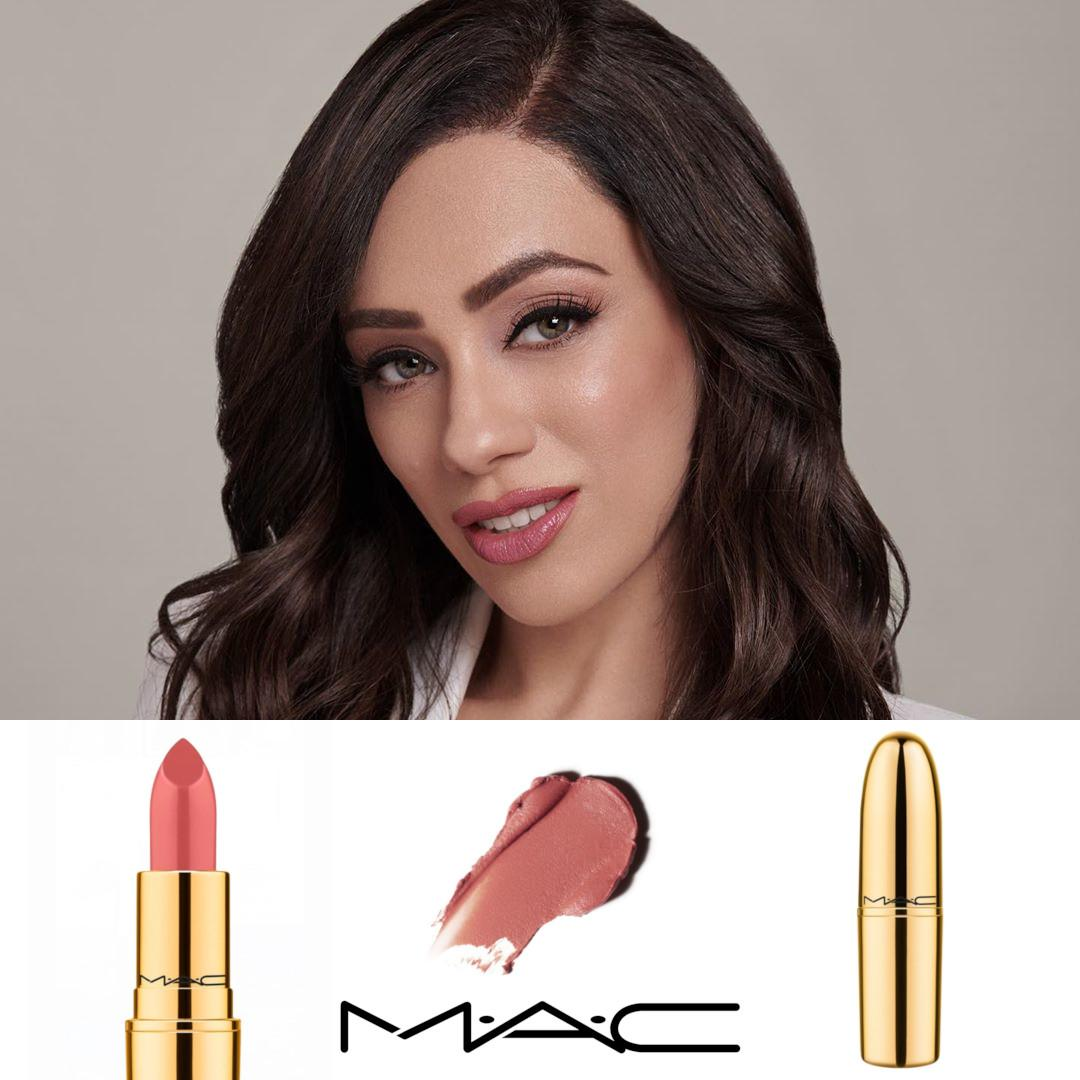 Labial de MAC Maker x Rosy McMichael de MAC Cosmetics