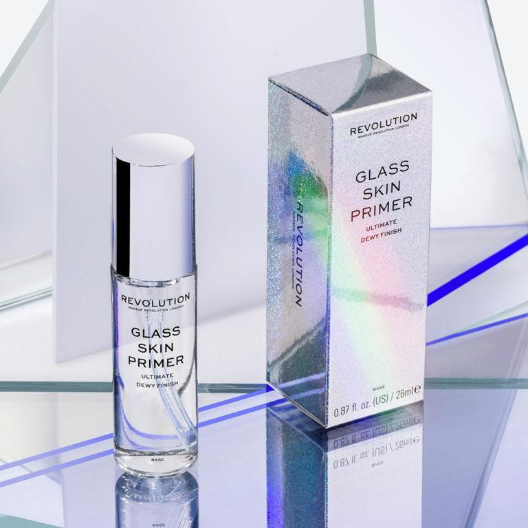 Makeup Revolution Glass Skin Collection Glass Skin Primer Ultimate Dewy Finish