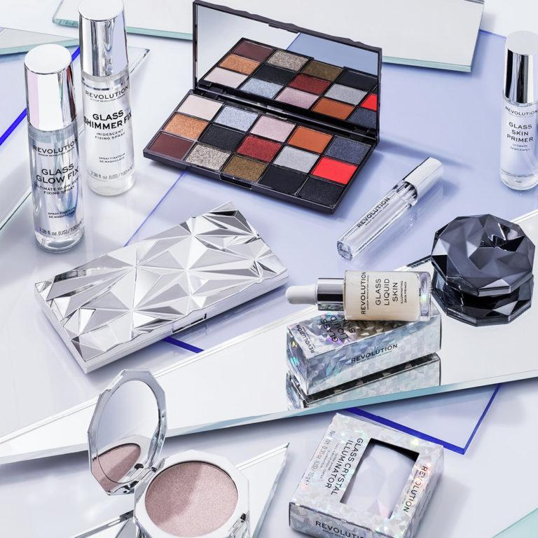 Makeup Revolution Glass Skin Collection Post Cover