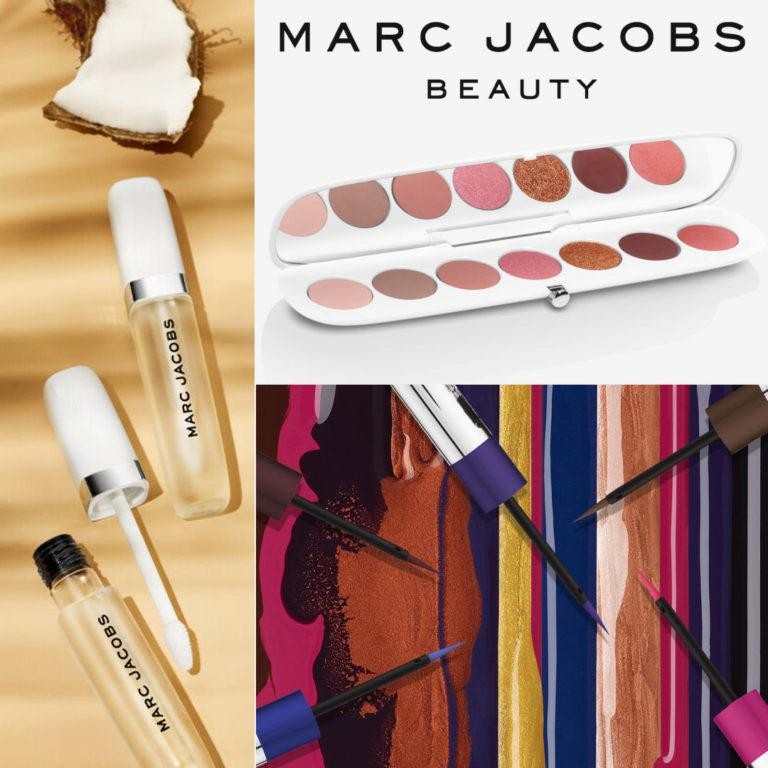 Marc Jacobs Coconut Lip Oil & New Palette & Highlighter Shades Post Cover