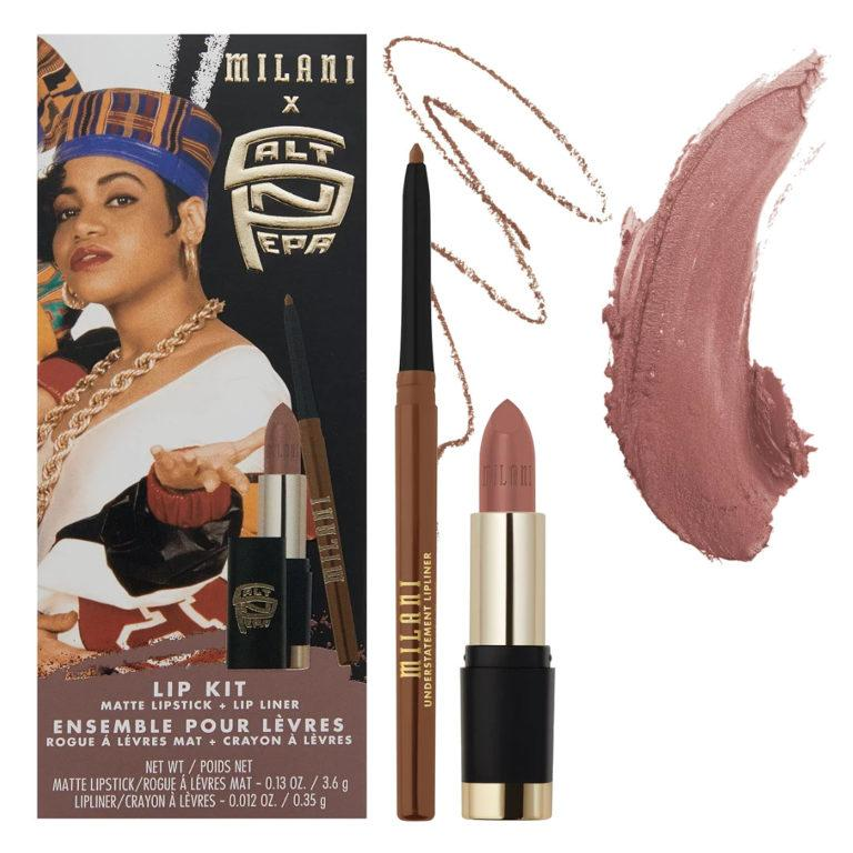 Milani x Salt N' Pepa Lip Kit Shoop
