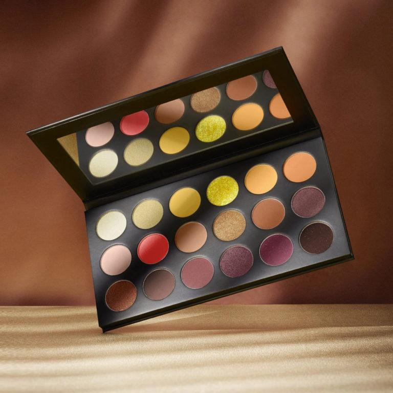 Morphe Here Comes The Stun Collection 18S Sunset Beats Artistry Palette
