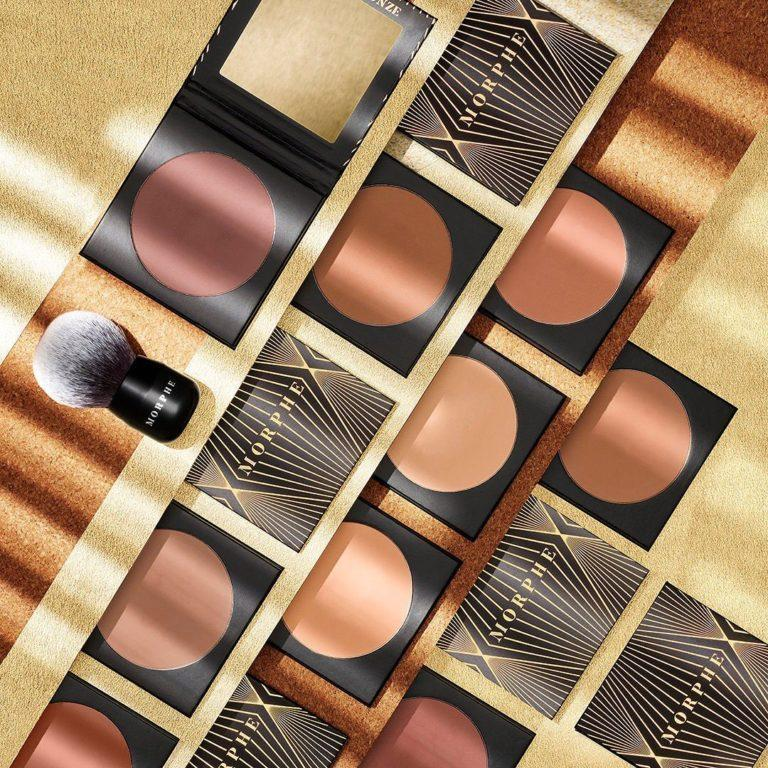 Morphe Here Comes The Stun Collection Glamabronze Face & Body Bronzers