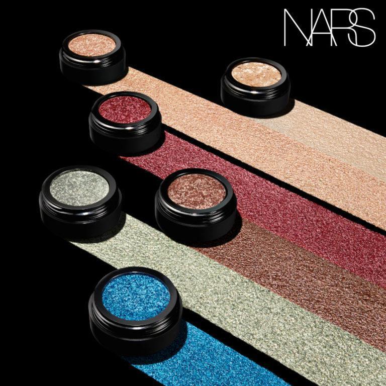 NARS Power Chrome Eye Pigment Post Cover Logo