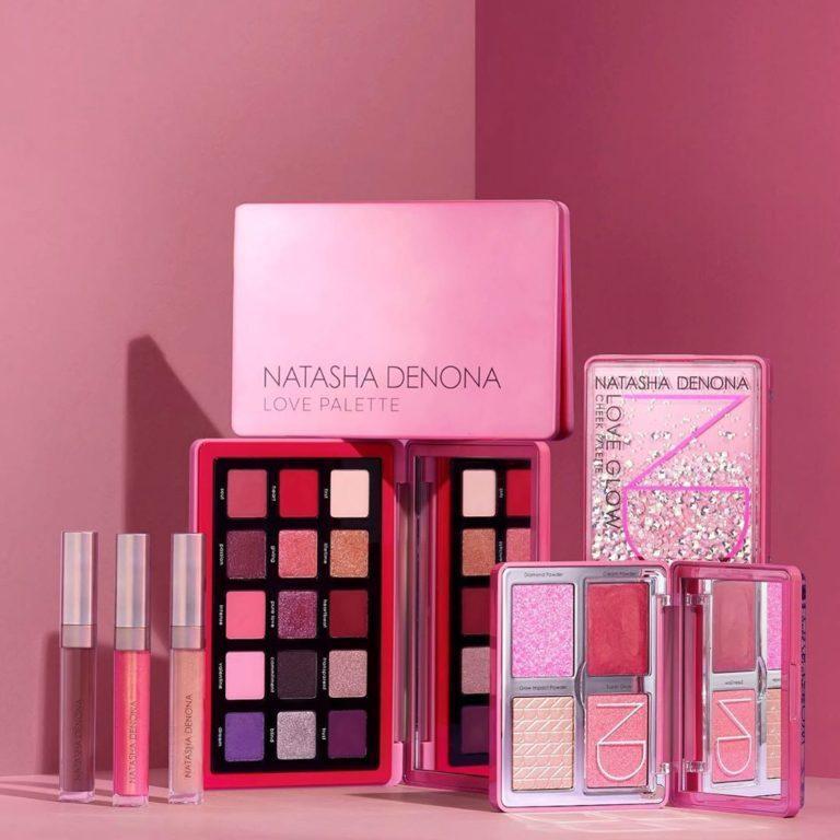 Natasha Denona Eyeshadow Love Collection Cover