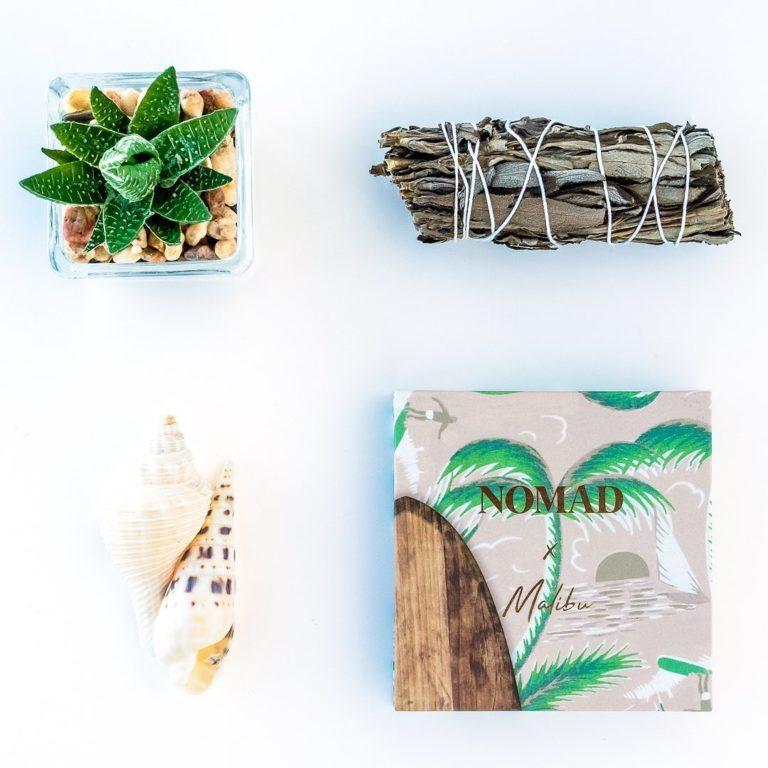 Nomad Cosmetics Malibu Eyeshadow Palette Promo