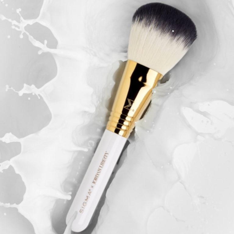 Sigma x Jordan Liberty Makeup Brush 2