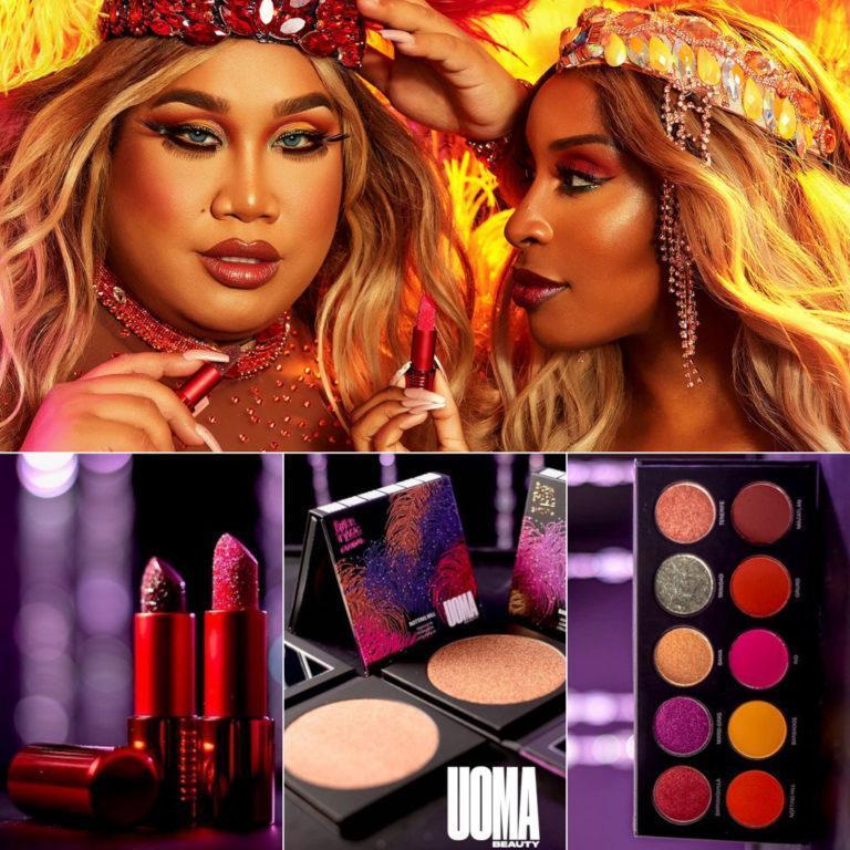 UOMA Beauty Black Magic Carnival Post Cover