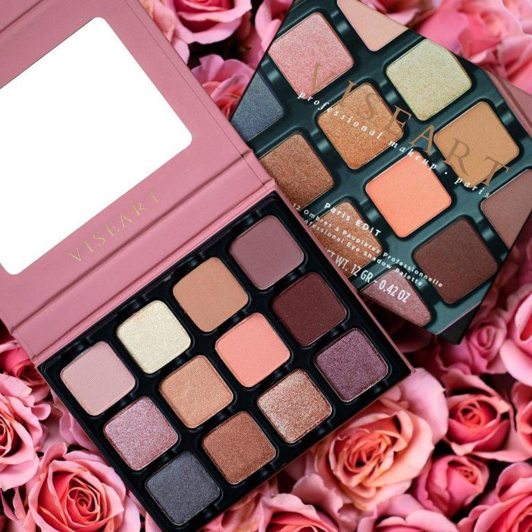 Viseart Paris Edit Eyeshadow Palette Post Cover