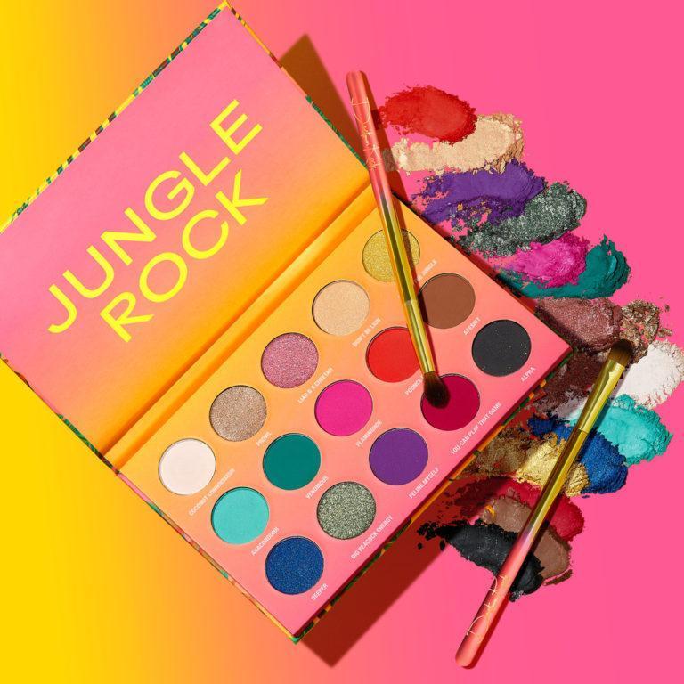 Wet n Wild x Bretman Rock Jungle Rock Collection Eyeshadow Palette