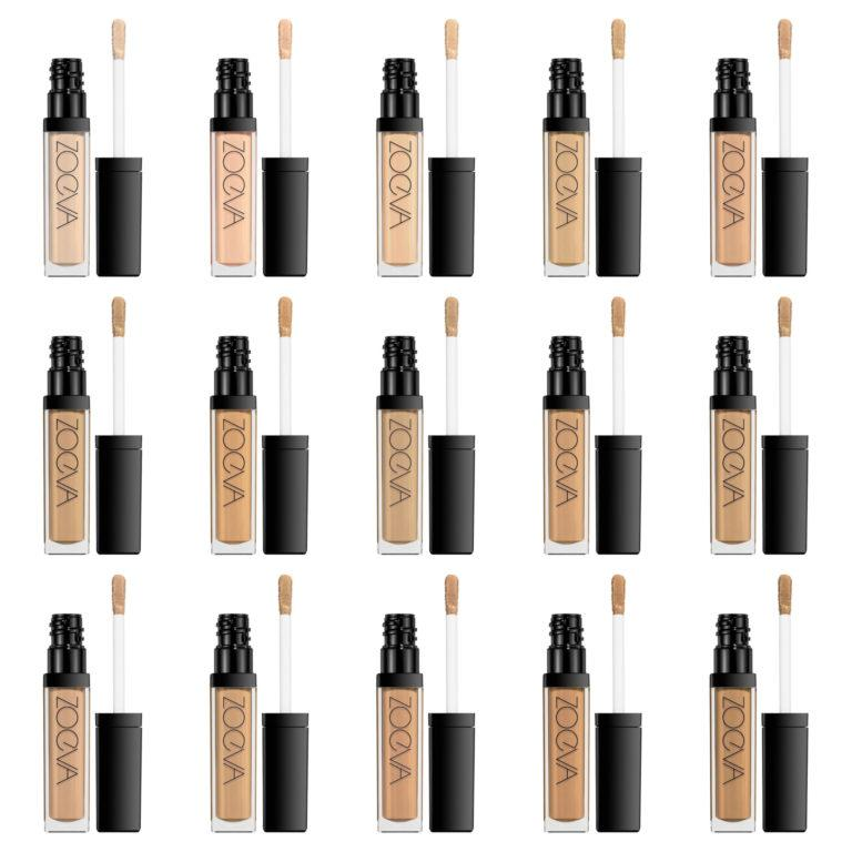 Zoeva Cosmetics Authentik Skin Perfector Concealer Shades 1