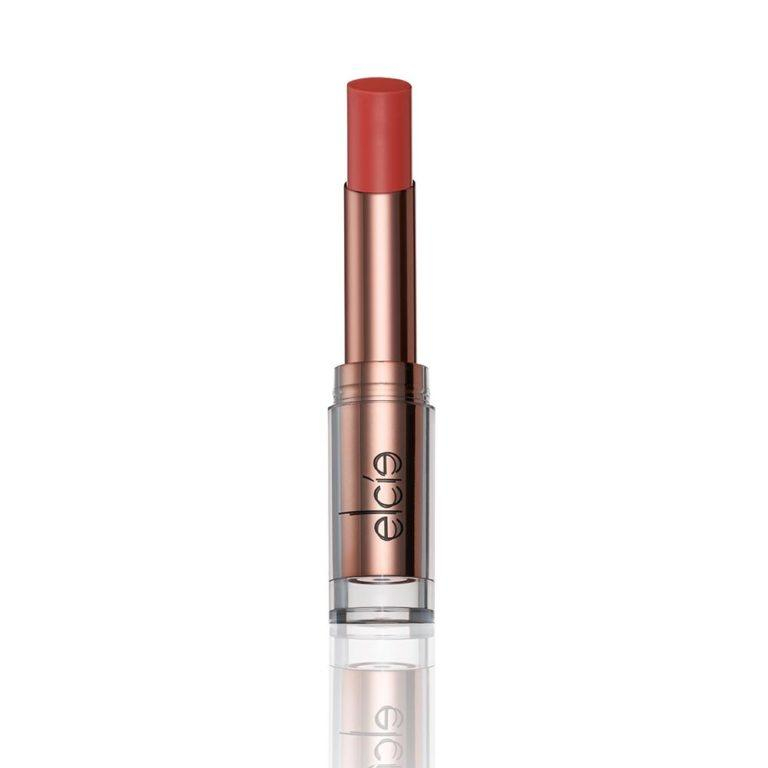 elcie Cosmetics Plush Lip Balm A Lip Treatment Coral
