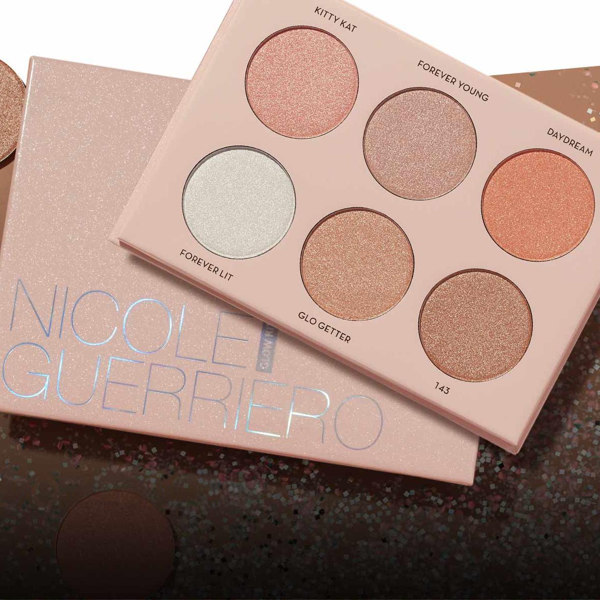 Nicole Guerriero Glow Kit de ABH de nuevo a la venta
