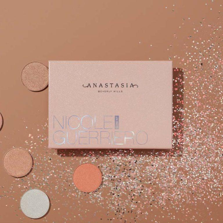 Anastasia Beverly Hills x Nicole Guerriero Glow Kit Promo Closed Shades