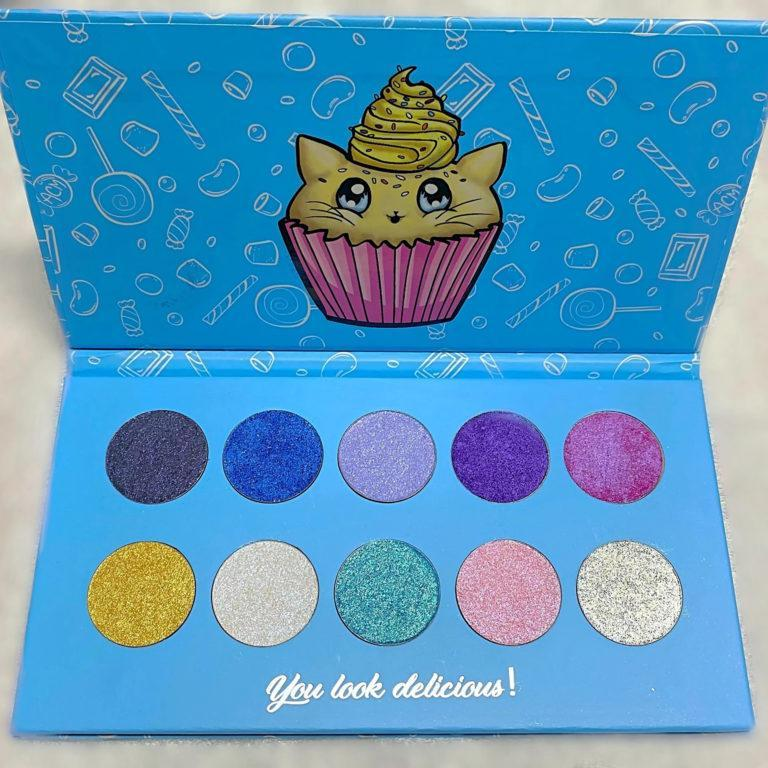 Andy Candy Makeup Eye Love Candy Eyeshadow Palette Vol.2